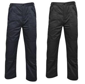 Regatta Professional TRJ600 Mens Pro Action Trousers Multi Zip Pockets