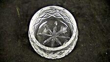 Royal Brierley, Braemar Pattern,Cut Glass Crystal Bowl, English Glass, lot#120a