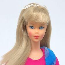 Vintage Barbie TNT - Silver Ash Blonde - Summer Sand in Groovin Gauchos - Japan