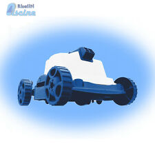 Robot elettrico piscina Kayak Jet Blue GRE Pulizia fondo 10x5 fino a 60 mq