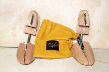 Men's Vintage Wooden Shoe Tree Shaper - adjustable Florsheim Royal Imperial