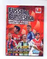 Topps 2014/15 Bundesliga 50 verschiedene Sticker + Leeralbum nicht eingeklebt