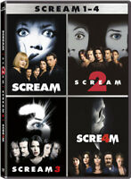 Scream Collection [New DVD] Oversize Item Spilt , Boxed Set