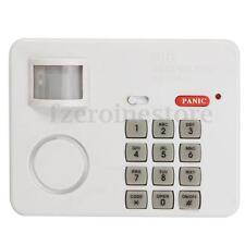 Motion sensor wireless PIR Security Alarm Keypad For home/Shed/Garage/Caravan