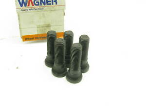 (5) Wagner BD125806 Wheel Lug Studs - 41 Mm Length