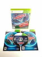 Cars 2: The Video Game (Microsoft Xbox 360, 2011) CIB, Complete, Good, *TESTED*
