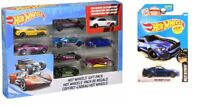 Hot Wheels 9-Car Gift Pack + 1 extra car (Styles May Vary) Kids car boy car New!
