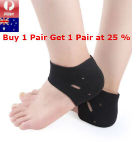 2 X Plantar Fasciitis Support Protector Heel Arch Brace Foot Pain Relief  Wrap