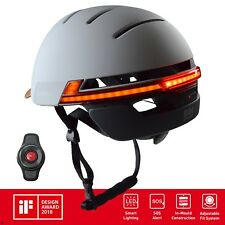 Livall Bh51t 2018 Urban Cycle Helmet With Remote Control and 270 Degree Integrat