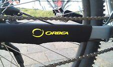 Bike bicicleta orbea Chain Slapper Protection cadenas puntales protección amarillo flúor 1