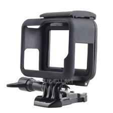 Standard Frame Mount Protective Housing Case & Lens Cover For GoPro Hero 5 E0Xc