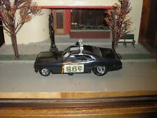 Vintage 1/24 Custom 1970's Cop Out Duster Funny Car Dragster for parts / restore