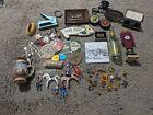 Vintage+Junk+Drawer+Lot%2C+Spoons%2C+Mug%2C+Puck%2C+Pins%2C+Toys+etc.