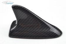 100% Real Carbon Fiber Roof Top Decorative Shark Fin Antenna C style