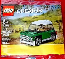 "LEGO Creator ""Mini cooper"" RARE exclusive Mini-MODEL NEW SEALED 40109 Polybag"