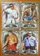 2015 TOPPS WWE UNDISPUTED #42 BIG E BLACK PARALLEL #70/99