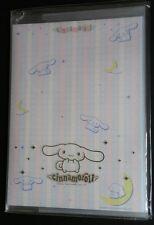Vintage Sanrio Cinnamoroll Kawaii Letter Set Stationery Penpals Pastel 2003