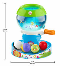 Fisher Price Go Baby Go Swirl n Tunes Gumball Baby Toy FPM19 NEW