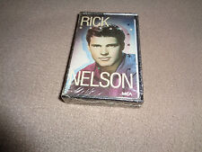 Rick Nelson - Garden Party - MCA Cassette Tape - 1987 - Sealed Copy