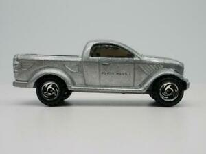 Dodge Power Wagon Gray 1/64 Scale Diecast Collectible Car 4x4 Hot Wheels