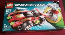 BRAND NEW LEGO RACERS # 7967 SET Ages 7-12 Fast 69 piece Sealed BOX NIB