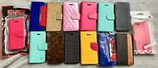 Lot of 14 NEW iPhone 5 5S Cell Phone Cases Cover Wallet Cellairis Goospery MYBAT