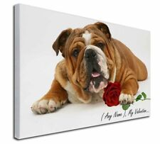 More details for bulldog personalised (any name) x-large 30