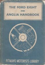 FORD 8 EIGHT MODEL Y & ANGLIA E04A SALOON ( 1932-1948 ) OWNERS REPAIR HANDBOOK