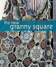 The New Granny Square by Susan M. Cottrell and Cindy Weloth (2006, Hardcover)