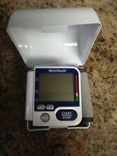 WrisTech Blood Pressure Monitor With Irregular Heartbeat Monitor #33770