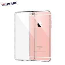 Apple iPhone 8 7 Plus Shockproof Slim Crystal Clear Shock TPU Case Cover OZ