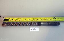 "Hilti Masonry Rotary Hammer 7/8"" 908000 Drill bit B13"
