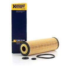 HENGST Ölfilter inkl. Dichtung W203 W204 C180 200 230 Kompressor W211 Sprinter