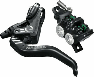 Magura MT5 eSTOP Disc Brake and Lever - Front or Rear, Hydraulic, Post Mount,
