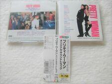 Pretty Woman / David Bowie Jane Wiedlin Roxette JAPAN CD With/OBI TOCP-3168 1995