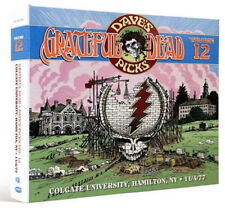 GRATEFUL DEAD: DAVE'S PICKS VOL 12 COLGATE UNIVERSITY NUMBERED, LIMITED EDITION