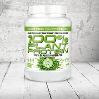 Scitec Nutrition 100% Plant Protein PROTEIN FROM PEA protein isolate 900g