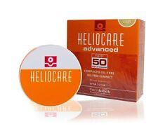 Endocare Heliocare Oil-free Compact SPF 50 Fair 10g NIB #gdmeq