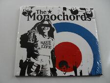 THE MONOCHORDS SAVE YOUR LIFE 3 TRACK MAXI CD HAZLEWOOD RECORDS MOTOPUNK RAR MOD