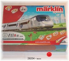 """Märklin 29204 Startpackung """"Amerikanischer Hochgeschwindigkeitszug""""#NEU in OVP#"""