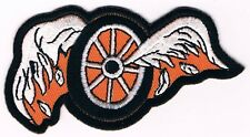 WHEEL WITH BROKEN WINGS PATCH