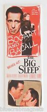 The Big Sleep (1946) FRIDGE MAGNET (1.5 x 4.5 inches) insert movie poster