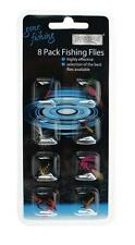 Boyz Toyz RY282 Fishing Flies Flys Selection 4 Pack Assorted Effective Colours