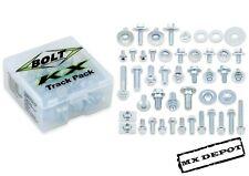 BOLT KAWASAKI TRACK PACK 56 PIECE TOOL BOX BOLT KIT KXF450 KX450F 2019 - 2021