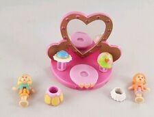 Vintage Polly Pocket BlueBird 1996 Fashion Friends USED COMPLETE