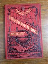 JULES VERNE Het Boek Der Reizen en Ontdekkingen DOZY Elsevier Rotterdam c. 1883