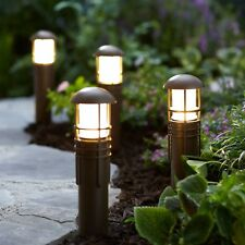 Better Homes and Gardens 1 Piece LED Pathway Light Outdoor Prentiss Quick FIT