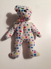TY Beanie - Ty 2K the Bear - Ty Beanie Baby No Hang Tag