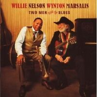 """WILLIE NELSON """"TWO MEN WITH THE BLUES"""" CD NEU"""