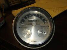 68 Jeep 4X4 Speedometer with Gauges